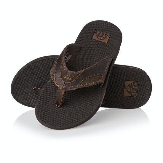 Sandales Reef Leather Fanning