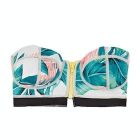 Billabong Keep It Salty 0.5mm Bikini Top Womens Wetsuit - Tropical