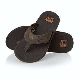 Reef Fanning Sandals - Brown Gum