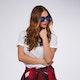 Vans Janelle Hipster Womens Sunglasses