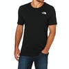 North Face Simple Dome Short Sleeve T-Shirt - TNF Black