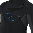 Rip Curl 4-3mm 2017 Dawn Patrol Back Chest Zip Wetsuit