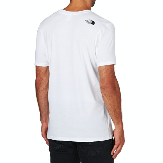 North Face Simple Dome Mens Short Sleeve T-Shirt