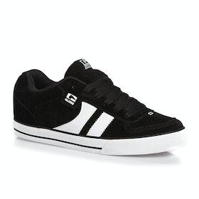 Globe Encore 2 Shoes - Black White
