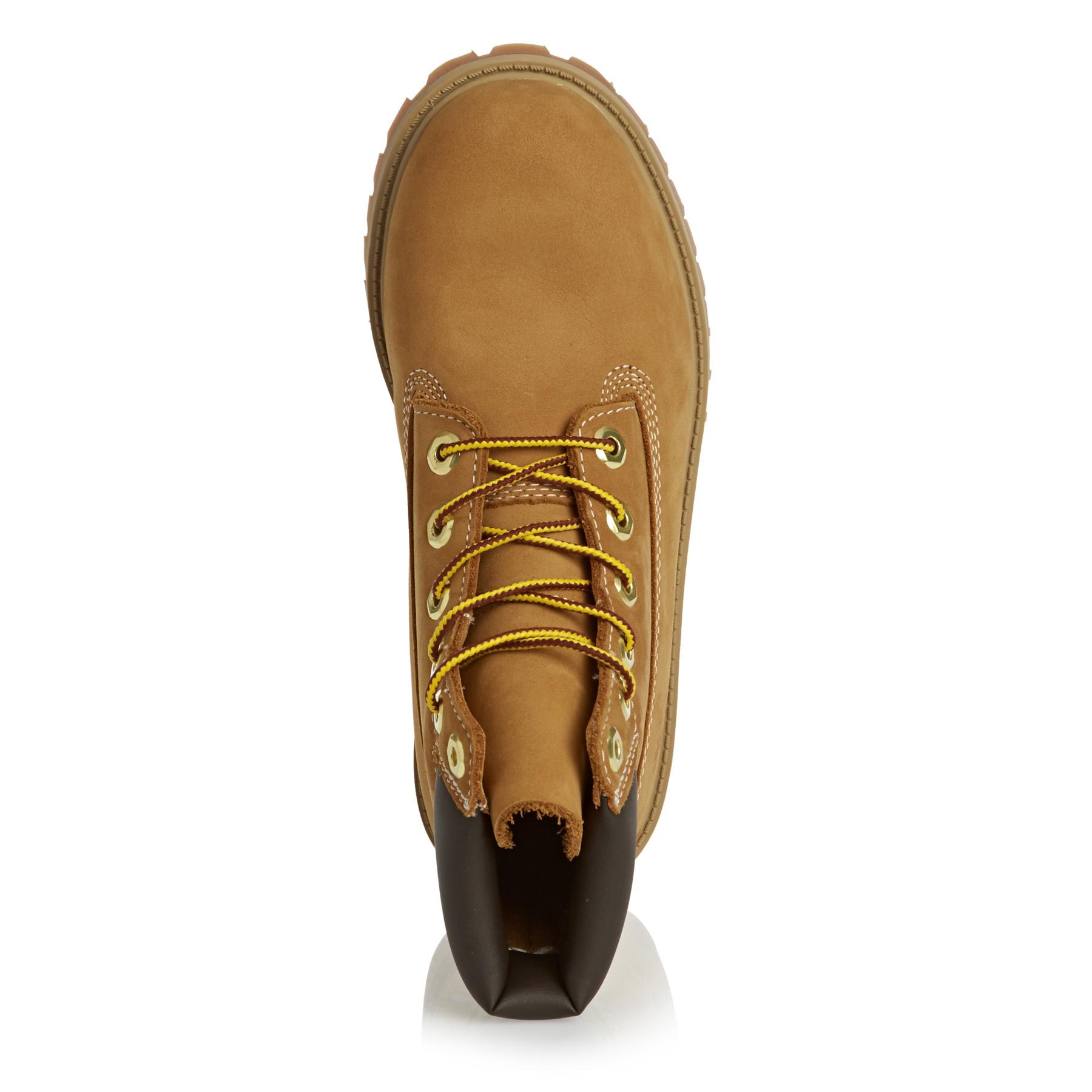 Premium WP Medium Fit Kids Boots