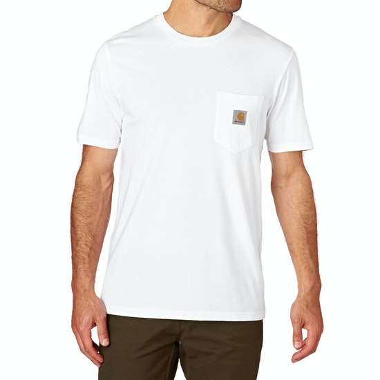 Carhartt Pocket Mens Short Sleeve T-Shirt