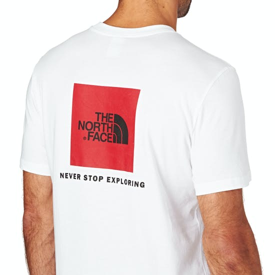 North Face Red Box Kurzarm-T-Shirt