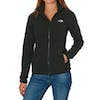 North Face 100 Glacier Full Zip Womens フリース - TNF Black