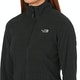 North Face 100 Glacier Full Zip Womens Fleece