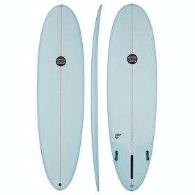 Maluku Genie Surfboard - Turquoise