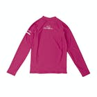 O Neill Basic Skins Long Sleeve Crew Kids Rash Vest