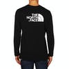 Camiseta de manga larga North Face Easy - TNF Black