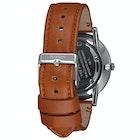 Nixon Porter Leather Mens Watch