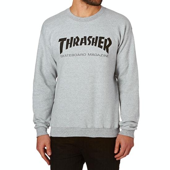 Thrasher Skate Mag Crew Pullover