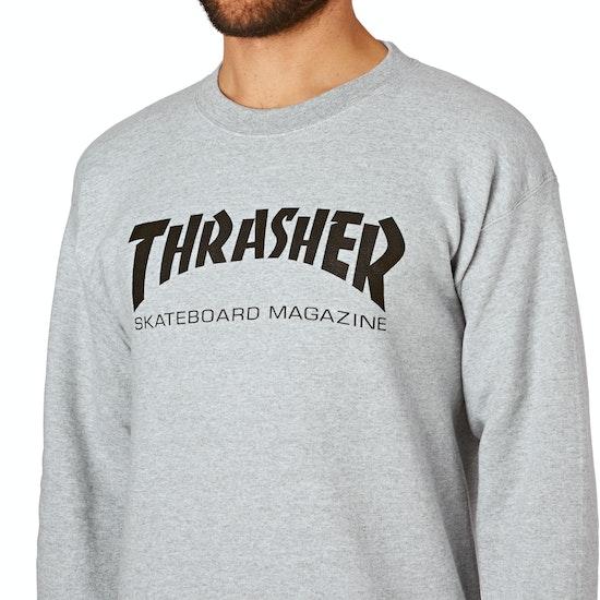 Thrasher Skate Mag Crew Trui