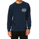 Deus Ex Machina Venice Address Crew Sweater