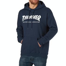 Jersey con capucha Thrasher Skate Mag - Navy