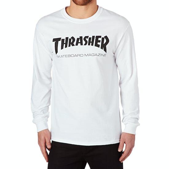 Thrasher Skate Mag Long Sleeve T-Shirt