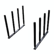 Northcore Quad Wall Mounted Surfboard Rack