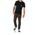 Carhartt Pocket Mens Short Sleeve T-Shirt