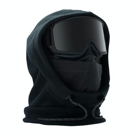 Balaclava Anon MFI XL Hooded - Black