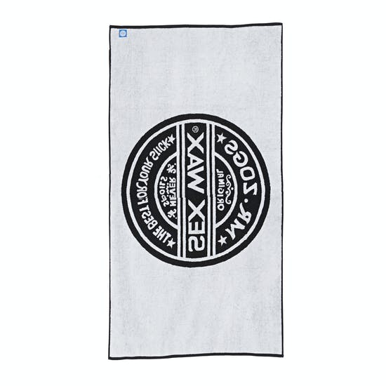Sex Wax Brand Beach Towel