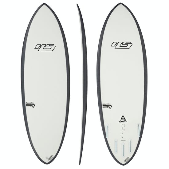 Haydenshapes Hypto Krypto Future Flex 5 Fin Futures Surfboard