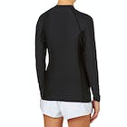 O'Neill Basic Skins Long Sleeve Crew Ladies Rash Vest