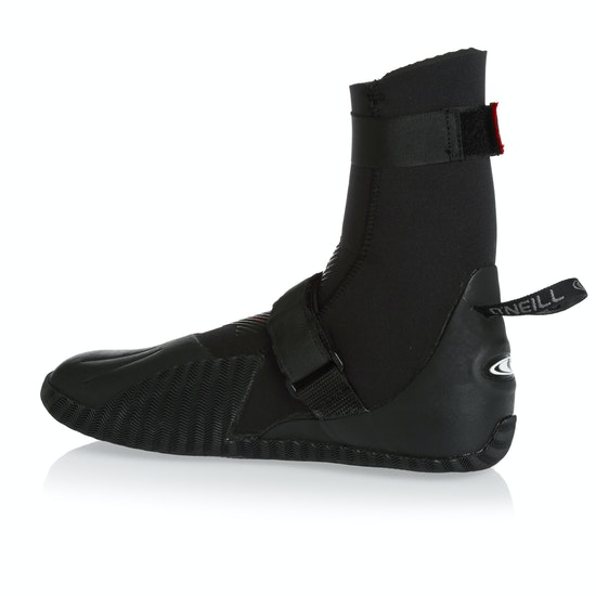 O'Neill Heat 7mm Round Toe Wetsuit Boots