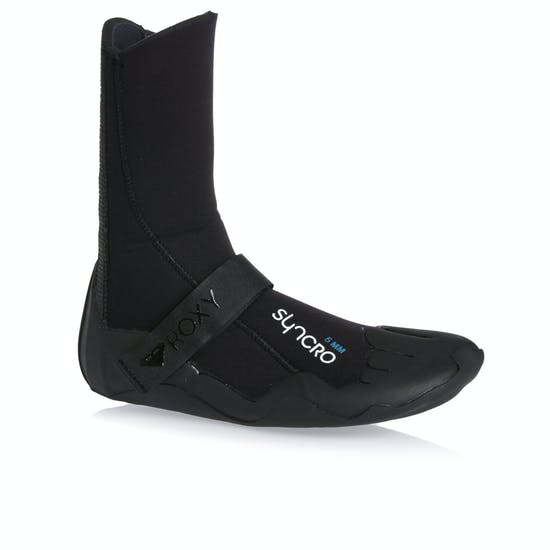 Roxy Syncro 5mm 2017 Round Toe Wetsuit Boots