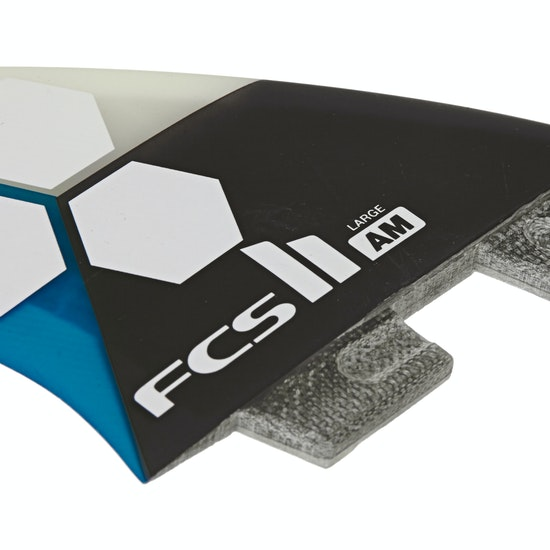 FCS II AM Performance Core Set of Five Fin