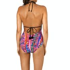 Seafolly Mexican Deep V Maillot Ladies Swimsuit
