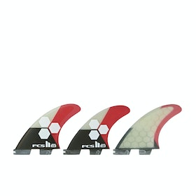 FCS II AM Performance Core Thruster Fin - Flame