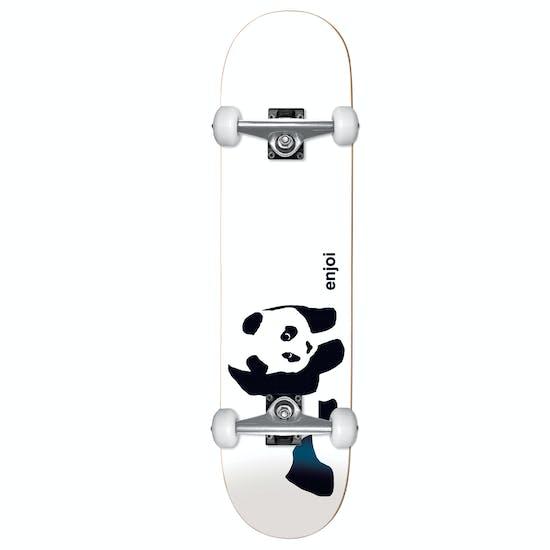 Enjoi Panda Soft Top Complete 6.75 Inch Skateboard