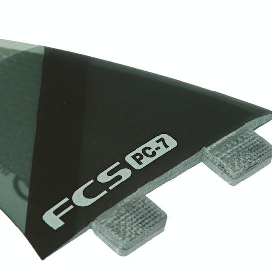 FCS PC7 Performance Core Quad Fin