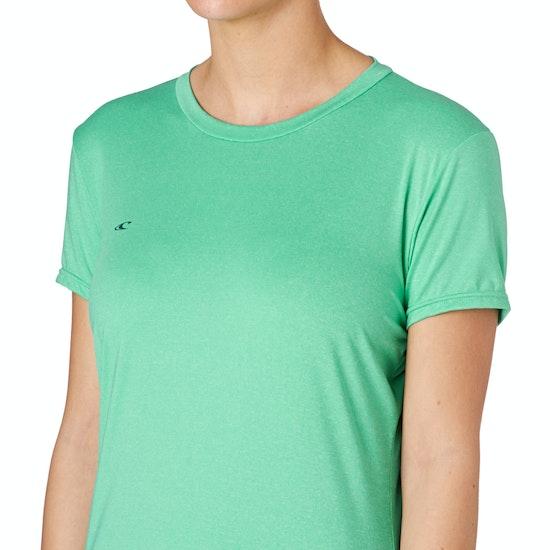 O'Neill 24 7 HYybrid Womens Surf T-Shirt