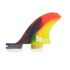 FCS II Mark Richards Performance Core 2+1 Thruster Fin