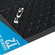 FCS T2 Hybrid Grip Pad
