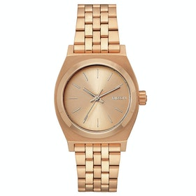 Reloj Mujer Nixon Medium Time Teller - All Rose Gold
