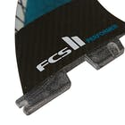 FCS II Performer Performance Core Carbon Quad Fin
