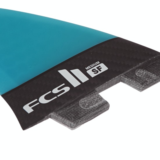 FCS II Sally Fitzgibbon Performance Core Thruster Fin