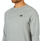 Nike SB Icon Crew Fleece Mens Sweater