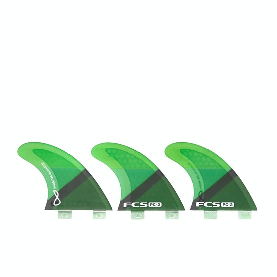 FCS PC2 Performance Core Thruster Fin