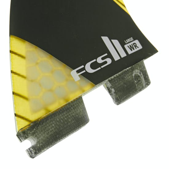 FCS II William Stretch Riedel Stretch Performance Core Carbon Quad Fin