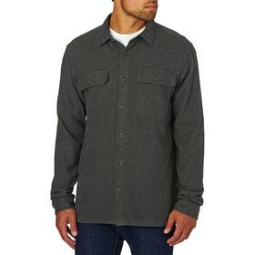Chemise Patagonia Fjord Flannel - Forge Grey