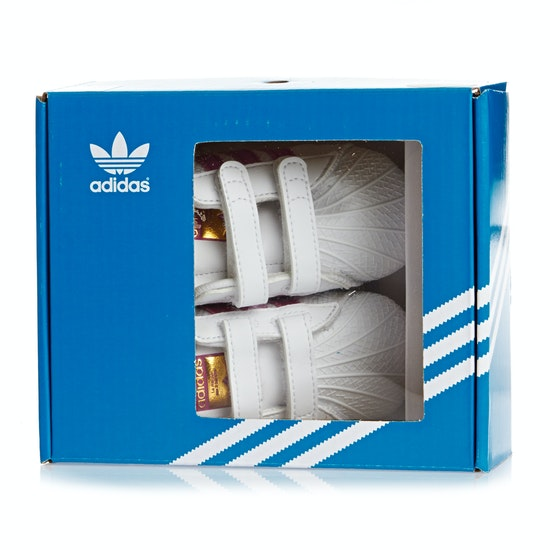 Adidas Originals Superstar Crib Shoes