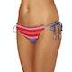 Pieza inferior de bikini Seafolly Tieside Hipster