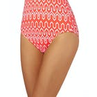 Seafolly Optic Wave Deep Ladies Swimsuit