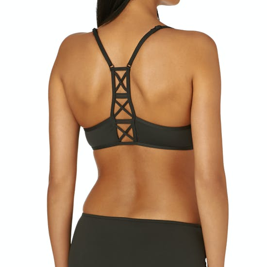 Seafolly Loop Front Bralette Bikini Top