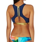 Roxy Pop Surf Light Neo Crop Bikini Top